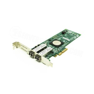 LPe11002 Emulex 4Gb/s FC Dual Port PCI-e HBA - Naturawell Updated