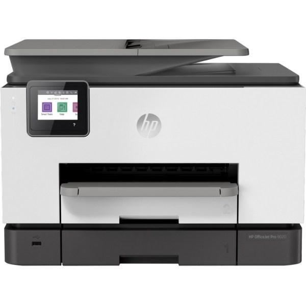 Imprimante multifonction Jet d'encre HP OfficeJet Pro 9020 (1MR78B) - 1MR78B