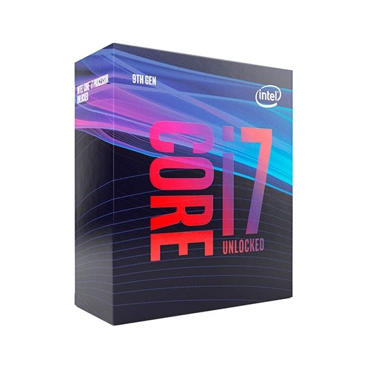 Intel Processors BX80684I79700K - 0735858394635 - BX80684I79700K