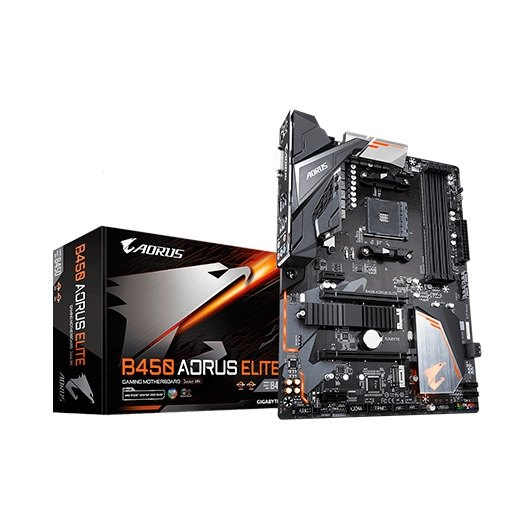 GIGABYTE AM4 B450 AORUS ELITE