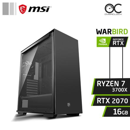 X570 ULTRA RYZEN 7 3700X 16GB NVIDIA RTX 2070