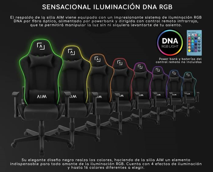 AIM CHAIR RGB