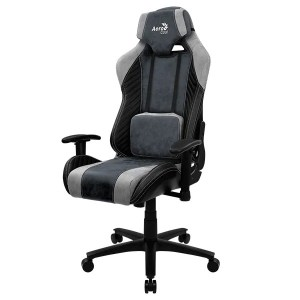 AeroCool BARON gaming chair bleu face 5