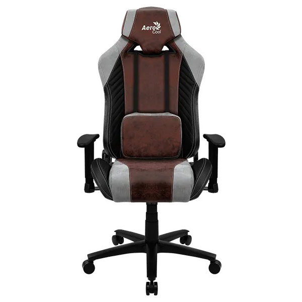 AeroCool BARON gaming chair red face 2