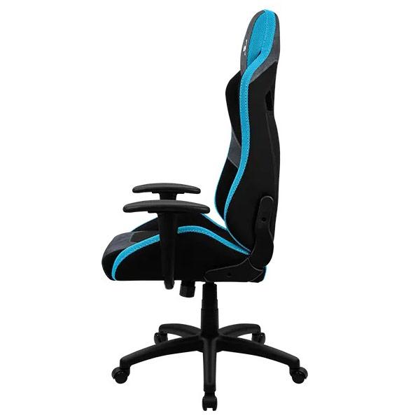 AeroCool COUNT Bleu gaming chair face 3