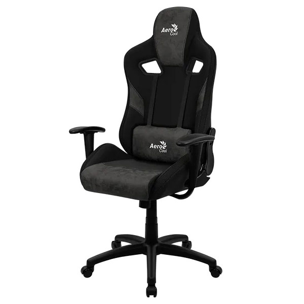 AeroCool COUNT Noir gaming chair face 3