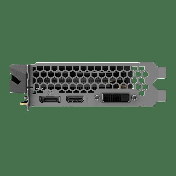 PNY GeForce GTX 1650 SUPER Single Fan face 2