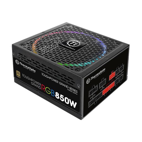 THERMALTAKE TOUGHPOWER Grand RGB 850W Gold face 4