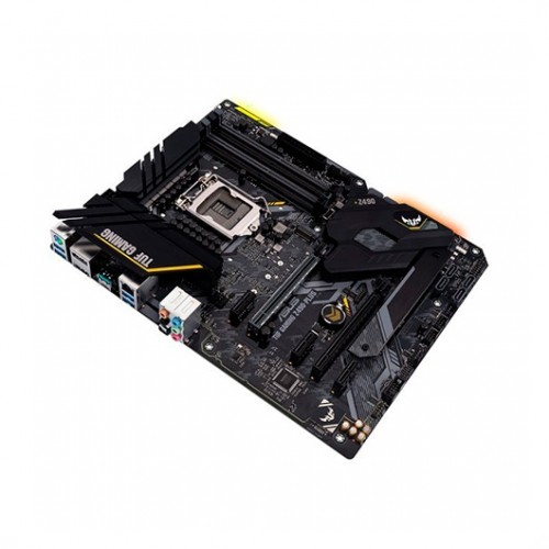 ASUS TUF GAMING Z490-PLUS face 1