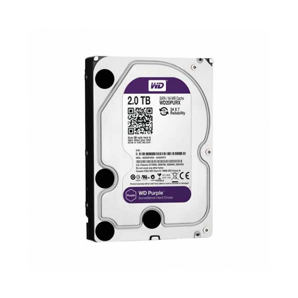 Western Digital P300 Purple 2To