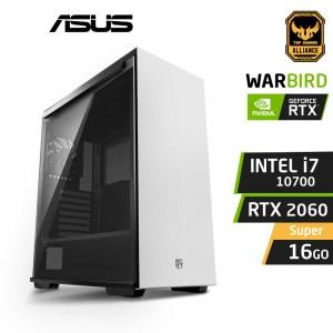 WARBIRD G10 INTEL i7-10700 16Go Nvidia RTX 2060 Super