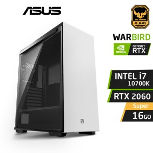 WARBIRD G10 INTEL i7-10700K 16Go Nvidia RTX 2060 Super