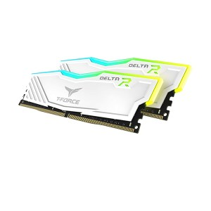 Team Group T-Force Delta 16 GB (2X8GB) 3000MHz WHITE FACE 2