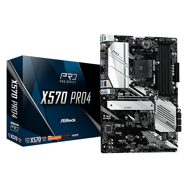 ASRock X570 Pro4 iii