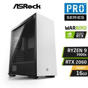 WARBIRD X9 Ryzen 9 3900X 16Go Nvidia RTX 2060 Super