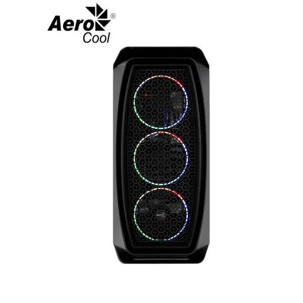 Aerocool Aero One Mini Eclipse Black FACE