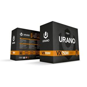 Nox URANO VX750W 80+ BRONZE