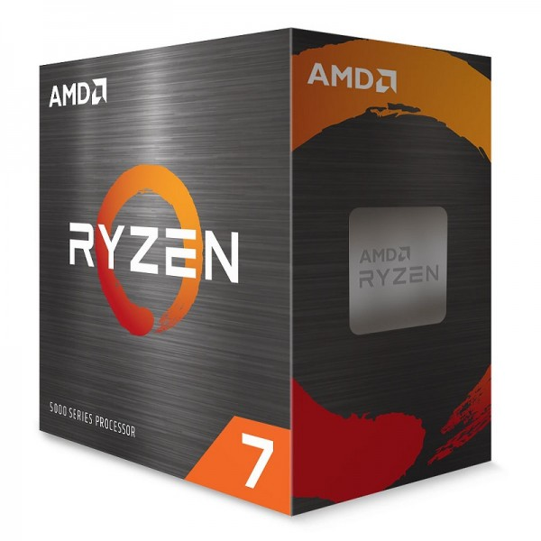 AMD Ryzen 7 5800x Processeur Photo