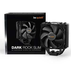 Ventilateur Cpu BE QUIET DARK ROCK SLIM BK024 Photo 1