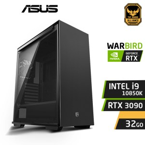 WARBIRD G10 i9-10850K 32GB NVIDIA RTX 3090