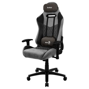 Chaise AeroCool DUKE Black