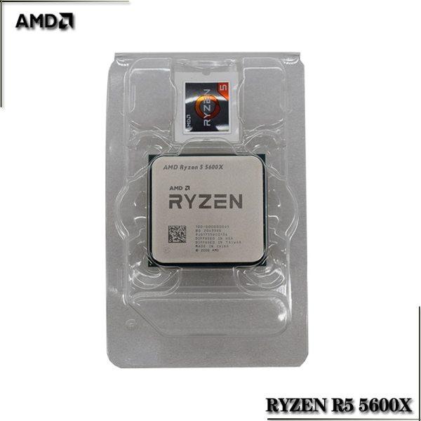 AMD Ryzen 5 5600X TRAY Sans Ventilateur