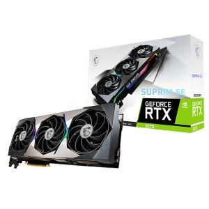 MSI GeForce RTX 3070 SUPRIM se 8G