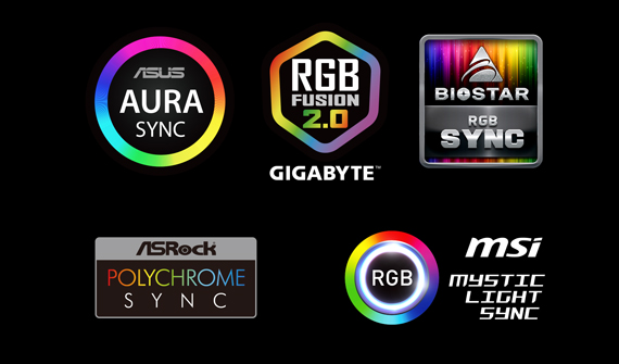 Controlled Software T-FORCE DELTA RGB Gaming Memory Modules