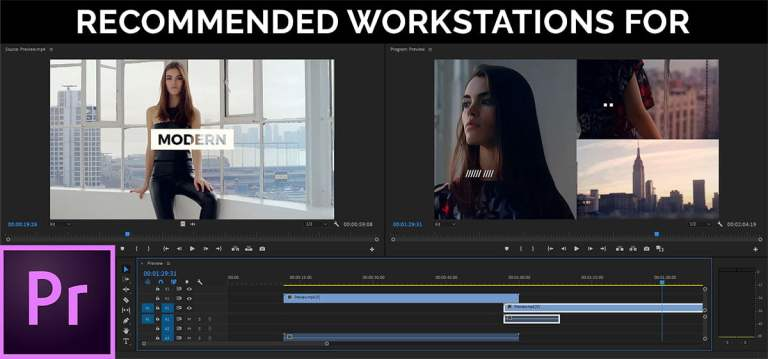 Recommended Computer Workstation For Adobe Premiere Pro