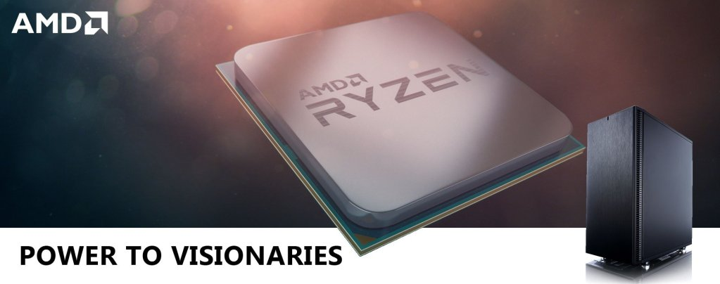 AMD Ryzen Workstation Header