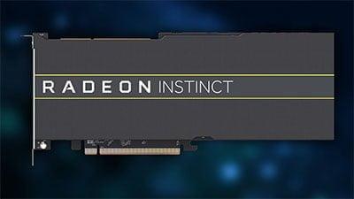 AMD Radeon Instinct Server