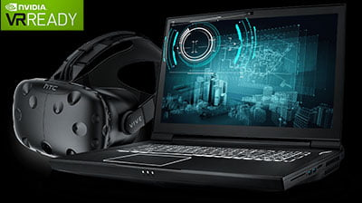 NVIDIA Quadro Mobile Workstation VR Ready