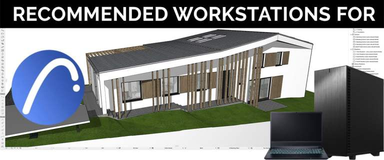 Read more about the article Recommended Computer Workstations For Archicad [2021]