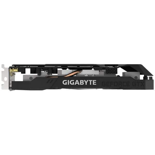 Gigabyte OC NVIDIA GeForce GTX 1660 6GB Power Ports
