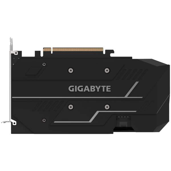 Gigabyte OC NVIDIA GeForce GTX 1660 Ti 6GB Bottom