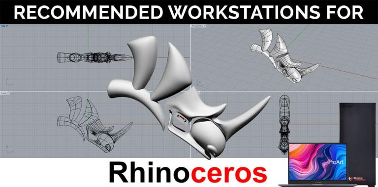 Recommended Computer Workstation For Rhino 3D