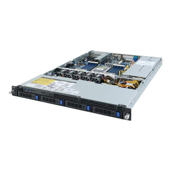 HPC-R1640A-U1 Front Right Top