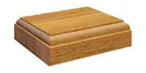 Large Wood Single Ovolo