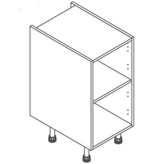 400mm Kitchen Base Cupboard