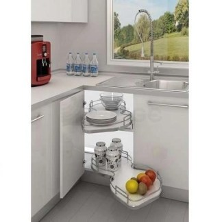 Corner-Pull-Out-Shelving-White-800mm
