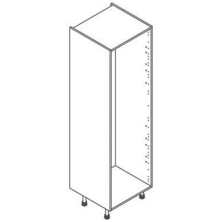 Kitchen Cabinets Larder Tall White 600mm