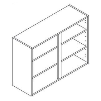 Kitchen Cabinets Wall Unit 1000mm