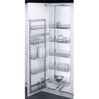 Swing Out Larder Unit For Cabinet Width 600mm