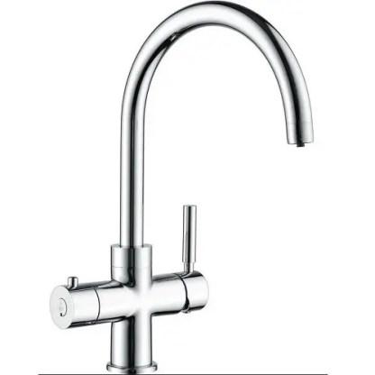 kitchen Sink Hot Mixer Tap Prima 3 in 1