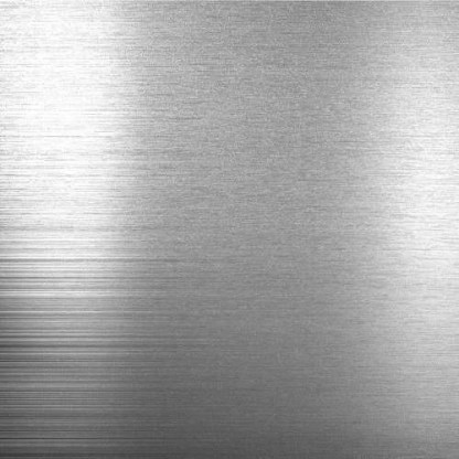 Kitchen Splashback Alusplash Brushed Steel