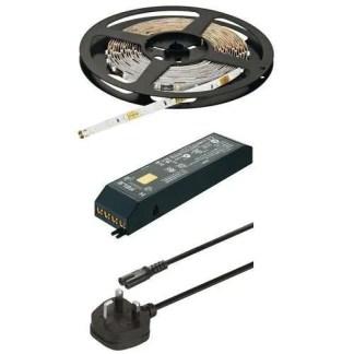 LED Flexible Strip Light 12 V,