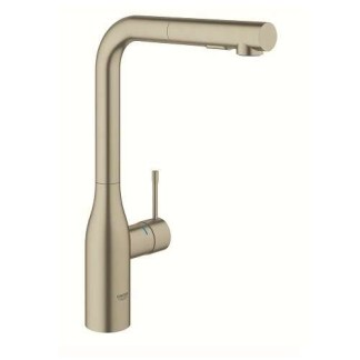 Pull Out Spray Tap Grohe Essence Brushed Nickel
