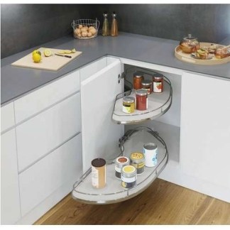 Pull Out Cabinet Shelving Cornerstone® Maxx RH
