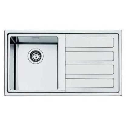 Sink Stainless Steel Smeg Mira LD861-2 RH