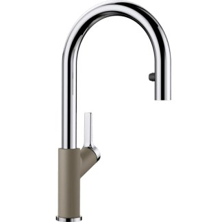 Kitchen Mixer Tap Blanco Carena-s Tartufo